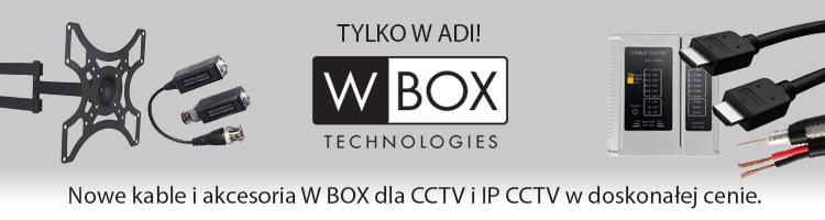 WBOX akcesoria