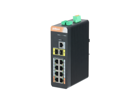 Dahua Technology PFS4210-8GT-DP