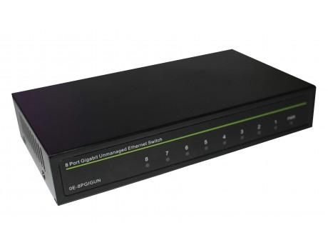 W Box Technologies 0E-8P4POEGIG-EU