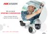 """Promocja HIKVISION """"Wygrywaj z Hikvision Poland – We are back"""""""